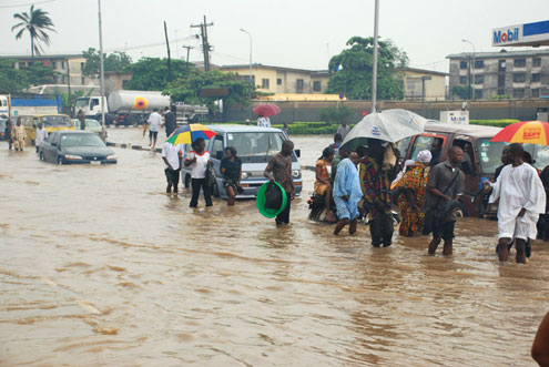 Lagos and water: Friend or foe