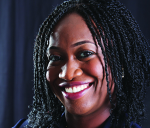 Efua Edeh, nurturing the youths to greater heights