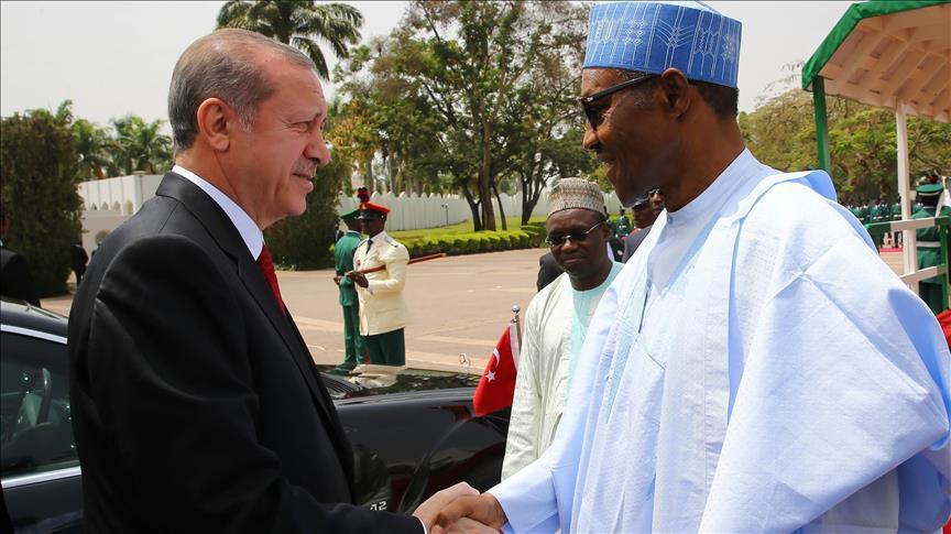 Nigeria, Turkish sign economic cooperation agreement to increase $2.3bn trade volume