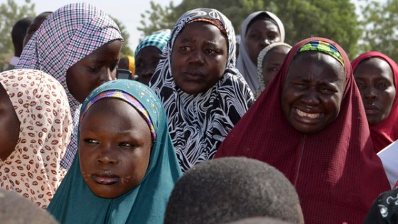 Three years after Chibok girls' abduction, the search continues