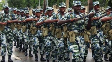 Nigeria paramilitary
