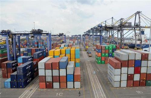Container handling by Major Ports rises 8% to 9.135 mn TEUs in FY18