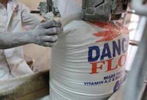 Dangote-flour