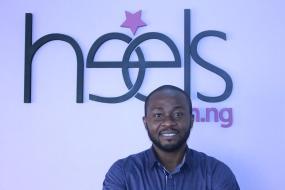 Ikenna Okonkwo, CEO of www.heel.com.ng
