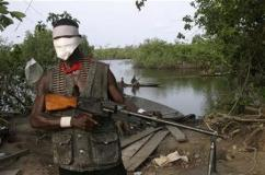 What is the conflict in the Niger Delta about