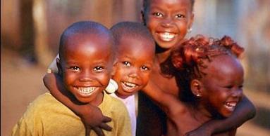 Nigerian-children