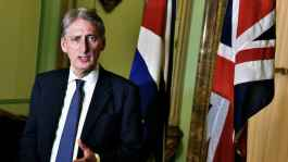 UK's Foreign Sec says Nigeria's trials extend beyond Boko Haram