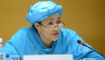 FEC holds emotional valedictory for Amina Mohammed