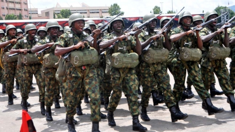 Image result for pictures of Nigerian military