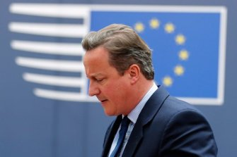 EU leaders meet without Cameron to discuss post-Brexit future