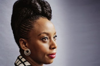 CHIMAMANDA NGOZI ADICHIE, a pride to Africa, a treasure to the world