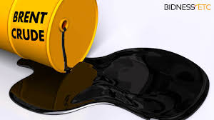 Brent oil at $45.90 after big fall on fears of glut
