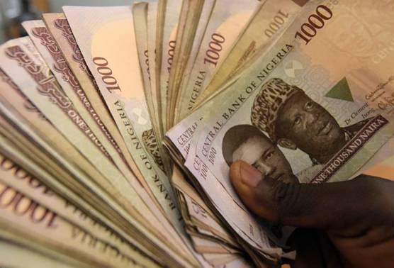 Naira Yesterday Reciated In Value Against The Dollar At Interbank Spot Fx Market After Central Bank Of Nigeria Cbn Sold Some Greenback To