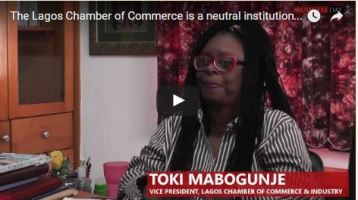 The Lagos Chamber of Commerce is a neutral institution -Toki Mabogunje