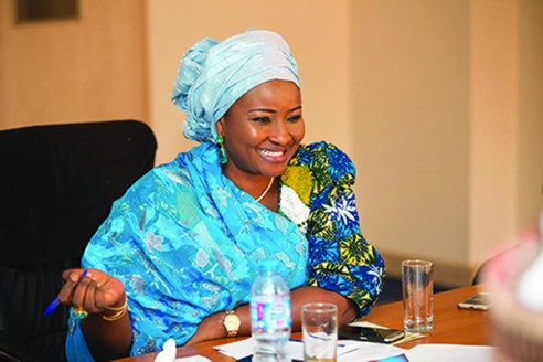 A woman with a heart of Gold, Her Excellency, First lady of Kebbi State, Zainab Shinkafi Bagudu