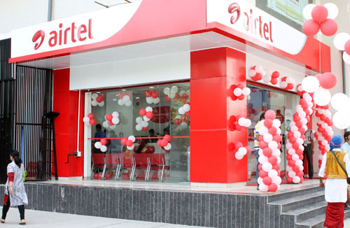 Telecom major Bharti Airtel chalked out plans to deploy 12,000 new mobile sites in Tamilnadu