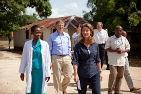 Africa gets $5bn in five years from Bill & Melinda Gates Foundation
