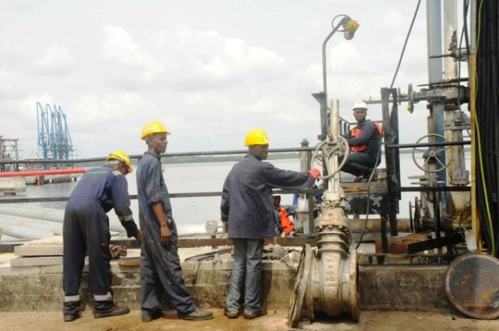 Thousands of contractors, oil workers, now idle on militant attacks