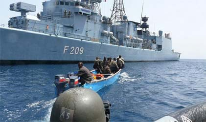 Nigeria seeks regional support to fight piracy in Gulf of Guinea