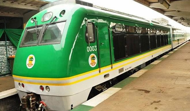 Image result for Lagos-Ibadan standard rail gauge to begin operation January 2019