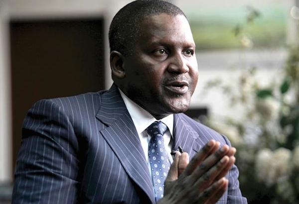 The day Dangote almost lost everything