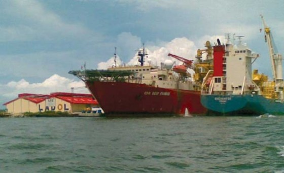 SHI expects $3.8bn Egina FPSO vessel to arrive at LADOL first quarter 2018