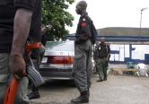 A feast of crime: New Rivers police boss takes war to armed gangs, hauls in 66 suspects