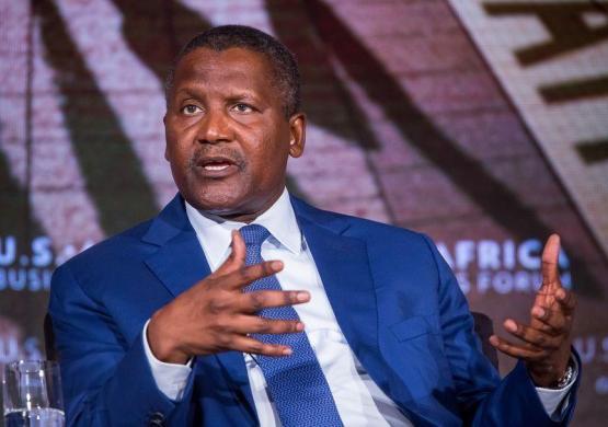 Dangote says Nigeria needs $15bn to boost economy