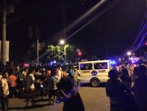 Philippines explosion: 12 dead, 60 injured in Davao City market blast