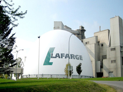 What does Lafarge issuance of Nigeria's largest corporate bond mean for shareholders?