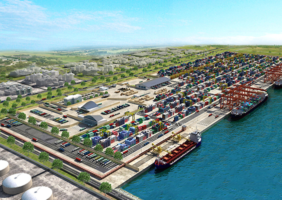 Lekki Deep Seaport receives $221m equity funding from China Harbour