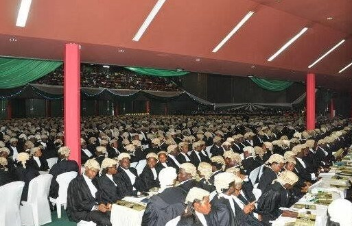 12,000 lawyers to storm Lagos this weekend  for the world's largest gathering of lawyers!
