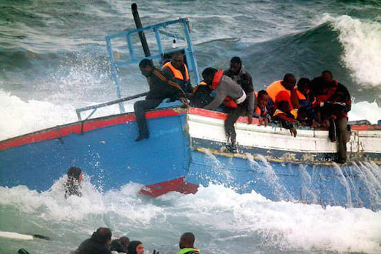 Nearly 9,000 migrants rescued in Mediterranean