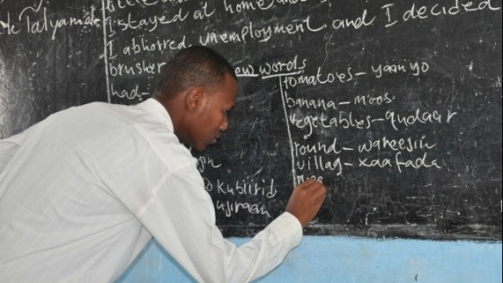 Teacher recruitment