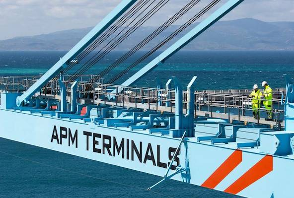 APM Terminals launches refrigerated truck transport for perishables agric produces