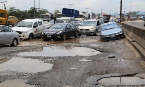 Apapa roads: a crying shame