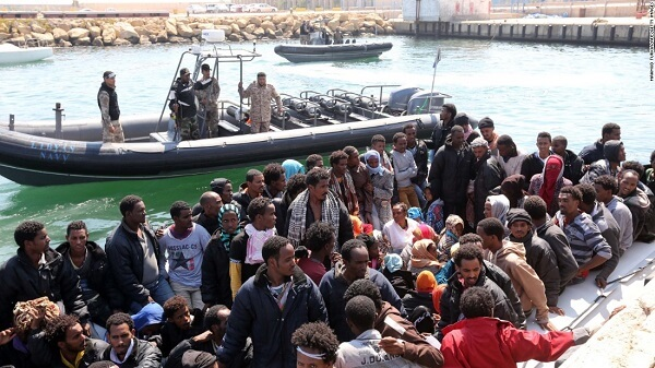 Libya deports 171 Nigerians - BusinessDay : News you can trust