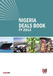 Nigeria Dealbook 2014