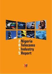 Nigeria Telecoms Industry Report 2015