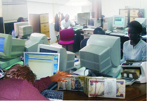 Banking in Nigeria: Stuck in a rut
