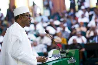 Buhari to present N7.28trn 2017 budget next week Wednesday
