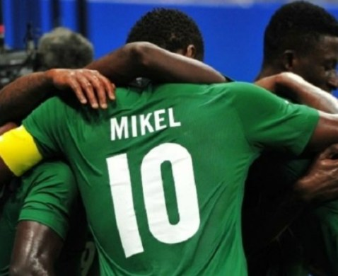 Nigeria to face South Africa, Libya, Seycheles at AFCON 2019