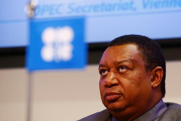 Barkindo says OPEC, non-OPEC committed to restoring market stability