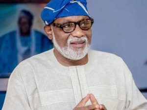 Image result for Akeredolu inaugurates transition committee