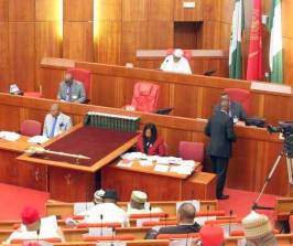 Updated: 34 agencies yet to submit 2017 budgets to NASS - Senate