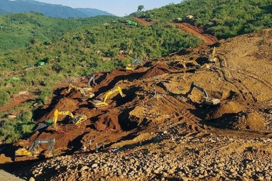 For Apple and others, tin supply chain has ties to rebel-held Myanmar mine