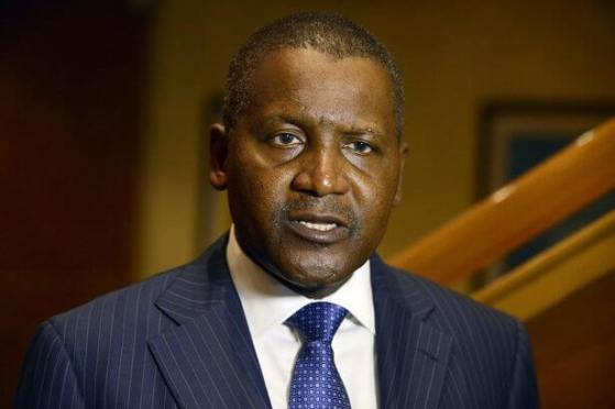 Its Aliko Dangote's birthday