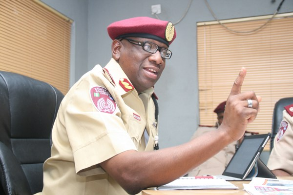 FRSC at 29: I see Nigeria actualising 2020 UN declaration — Omeje