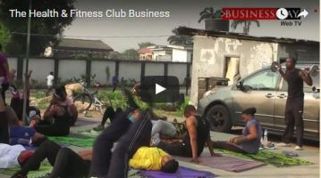 The Health & Fitness Club Business