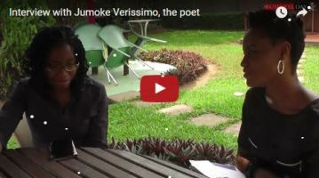 Interview with Jumoke Verissimo, the poet
